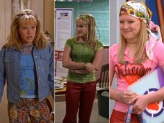 Throwback Thursday: 10 Crazy Lizzie McGuire Outfits!