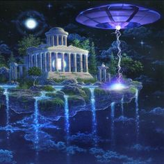 Astral Plane... Learn more about astral projection at www.astralism.com