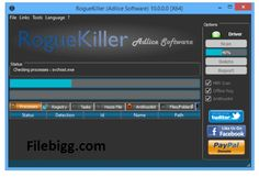 Free Download Software RogueKiller 10.10.5.0 - filebigg.com