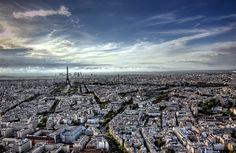 Paris panoramica