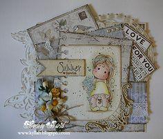 Summer Lovin !!! - Cards by Astrid