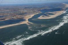Aerial Photos Of New Breach-Lighthouse Beach, Chatham!