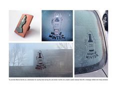 Ambient advertisment created by Wax, Canada for Mucho Burrito, within the category: Food. Out Of Home Advertising, Mobile Advertising, Video Advertising, Advertising Agency, Advertising Design, Street Marketing, Guerilla Marketing, Marketing Ideas, Mucho Burrito