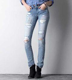 Skinny Jean - Buy One Get One 50% Off