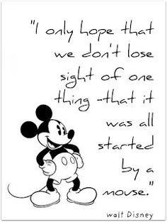 Disney quotes for school on Pinterest   Walt Disney, Disney Quotes ... via Relatably.com