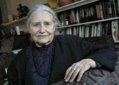 Doris Lessing - ©John Downing / Getty Images (Hulton Archive)