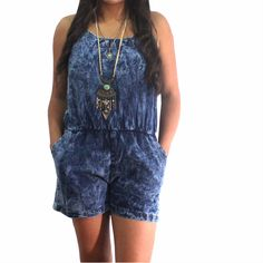 Macaquinho Jeans - For her: Clothes