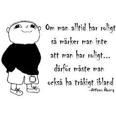 Alfons Åberg citat