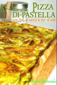 Quiche, Pizza Party, Antipasto, Lasagna, Ricotta, Finger Foods, Italian Recipes, Buffet, Food And Drink