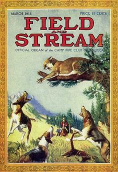 Field and Stream March, 1915