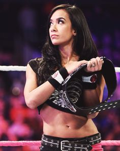 WWE ★ AJ LEE ★ PIONEER of the WWE Women's Evolution ★ 3x Divas CHAMPION ★ AUTHOR of NY Times Bestseller - CRAZY IS MY SUPERPOWER ★ ANIMAL RESCUE Ambassador (including, not limited to ASPCA) ★ GIRLS MAKE GAMES program ★ #WWE #AJ_Lee #AJ_Mendez #AJ_Mendez_Brooks #AJ_Brooks
