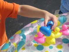 Fun games for a preschool carnival | Teach Preschool