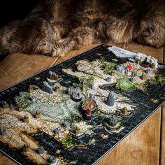 Puzzle 3D di Game of Thrones