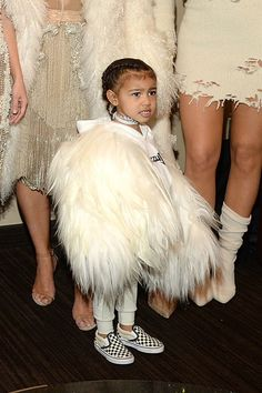 Like mother like daughter, North West is already a style-icon-in-the-making. Here are 42 of her best looks: