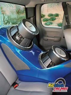 car audio trunk for when your kids are no longer taking up the back seat