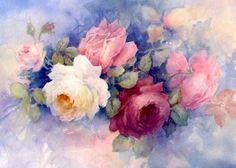 Roses by Celeste McCall
