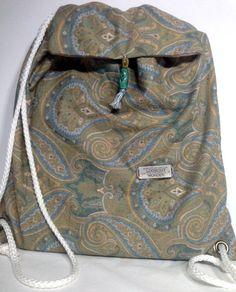 Drawstring Backpack, Cinch Sack, Lightweight Carry-all ToteBag Gym Bag Back Pack…