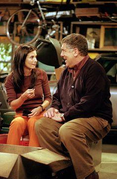 Monica gets the Porsche. Season 7. Good stuff.