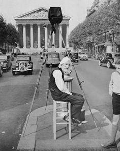 Paris 1938  Foto:Jean-Moral