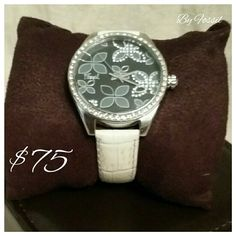 Fossil Watch Blue and white fossil watch Fossil Accessories Watches