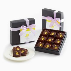 Tweet Truffles for Mom | Handcrafted Chocolate, Caramels and Gifts by Recchiuti Confections, San Francisco - $26