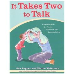This book has helped with our interactions with our smarty pants.  We have increased his speech.
