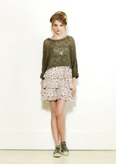 Spring 2014 Women  66-8505 Spring 2014, Sequin Skirt, Cashmere, Sequins, Autumn, Skirts, Women, Fashion, Moda