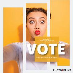 #competitionseason #family_moments #win #photo2printza #shareandwin #photobookcompetition #SouthAfrica #Gauteng #Capetown #Durban #memories Funny Face Photo, Vote Now, Photo Competition, Funny Faces, Photo Book, Memories, Instagram, Memoirs, Souvenirs