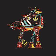 adidas star wars #design