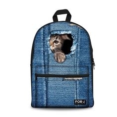 Bigcardesigns Fashion Animal Backpack for Kids >>> Stop everything and read more details here! : Christmas Luggage and Travel Gear