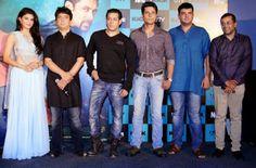 Salman Khan launch kick Trailer
