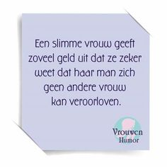 # slimme vrouw