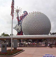 viaje Walt Disney, Disney 2017, Epcot, Hollywood Studios, Globe, Clouds, Travel, Voyage, Parks