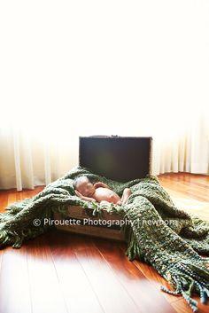 www.PirouettePhotographyBlog.com  Newborn Photography