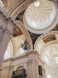 <i>St. Ursus Cathedral, Solothurn, Switzerland</i> Detail Architecture, Classical Architecture, Beautiful Architecture, Beautiful Buildings, Art And Architecture, Beautiful Places, Vintage Architecture, Classical Art, Palaces
