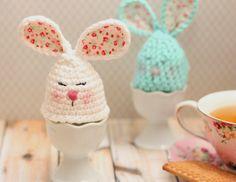 Free Pattern: Crochet Egg Cozy