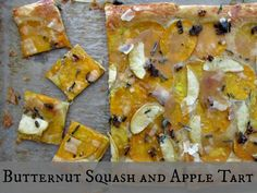Thanks to @Bon Appetit for inspiring this butternut squash and apple tart! Perfect fall appetizer or even dessert. This also works as a super side dish! #SideofOXO @OXO