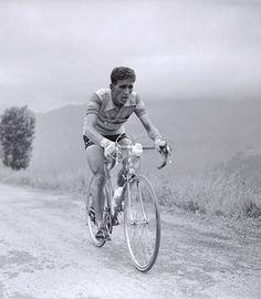 Tour de France 1956. Federico Martin Bahamontes (1928)