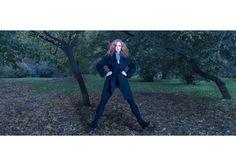 foto - Jan Drochytka produkce - Kitti styling - Josefina Bakošová Jaba, Redheads, Blond, Leather Pants, Fashion, Red Heads, Leather Jogger Pants, Moda, Fashion Styles