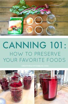 I really didn't think canning could be this easy!! I honestly had no idea where to start, but she outlines how to do it in just FOUR simple steps. Now I can't wait to try all those canning recipes I've been pinning—perfect for canning beginners like me!