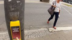 STREETPONG by HAWK Hildesheim. Urban Interactions