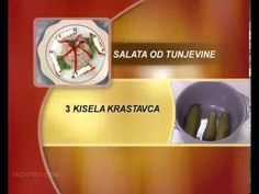 ▶ Hrana i Vino 15 - Najlepse Salate - YouTube