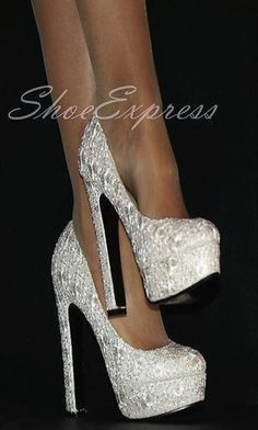 27824caadcf3 shoes ·  sandals with  heels Silver Heels Wedding