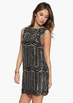 Jordan Baker Sequin Dress - 10 Best Dresses for New Year's Eve Party Weird Fashion, High Fashion, Dress Me Up, New Dress, Jordan Baker, Party Like Gatsby, Dress Codes, Sequin Dress, Nice Dresses