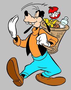 goofy walt disney
