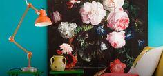 muurdecoratie wanddecoratie rijksmuseum bloemen favoriete ixxi