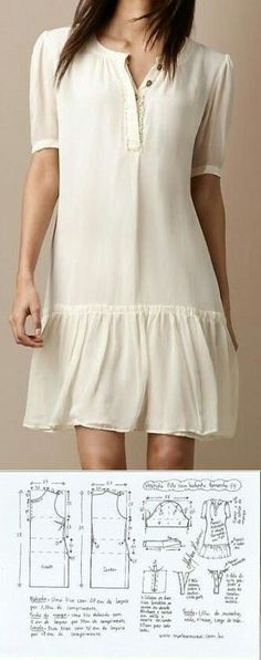 Low waist summer dress...
