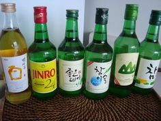 Wine & Dine: Korean Feast & Soju Tasting