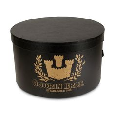 Hat Box - Small Other Shapes hat accessories - Goorin Bros Hat Shop