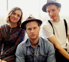 The Lumineers are a folk rock trio which formed in Denver, Colorado in 2002.  The band consists of Wesley Schultz (vocals, guitar), Neyla Pekarek (piano, cello, mandolin, vocals) and Jeremiah Fraites (drums, vocals).